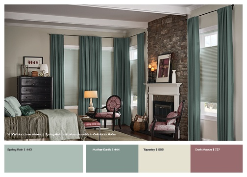 Shade Color of the Month: Spring Rain